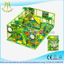 Hansel children amusement park equipment indoor play structures for sale