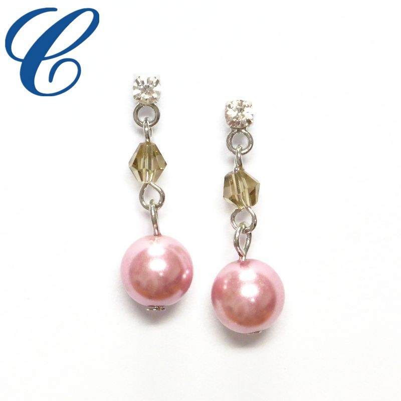 pearl earrings wedding favors gifts