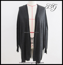 Wholesale cardigan stylish sweater casual korean designer original sweater from dongguan BG151113