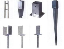 pole anchor / ground spike for building china factory