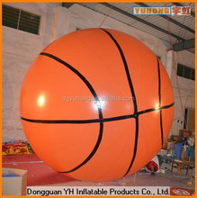 OEM inflatable advertising basketball balloon manufacturer in China