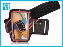 sport armband jogging case/fabric armband/mobile accessories