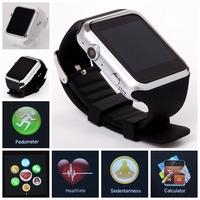 2015 new-design smart watch with heart rate Sensor , pedometer, temperature,Reducing Blood Pressure