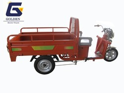 Larg Loading Electric Tricycle For Cargo On Sale