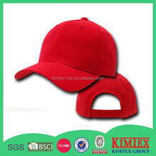manufactory promotional baseball cotton cheap custom sports cap