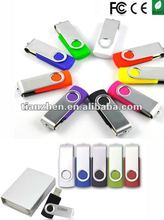 Popular Swivel Bulk 8gb USB Flash Drive