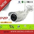 China fabricante de longa distância sem fio câmera de segurança IP