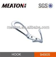 Creative branded shoe lace hooks