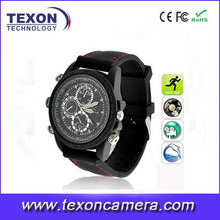 Hidden wrist Watch Camera 8GB waterproof TE-633B