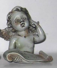 Cute Fashion Design Material Angel Resin Home Accessories Decoration