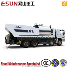 ESUN HZJ5310TFC Effective adhesion of asphalt and aggregate chip spreader for sale