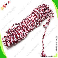 Плетеный ожерелье шнуры