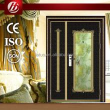 SM-16 artistic MDF interior door