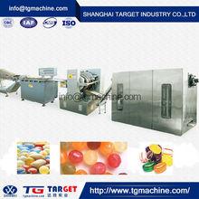 high capacity die forming ball lollipop making machine