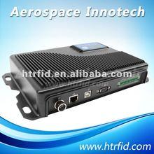 RS232, Ethernet, GPIO, USB 2.0 four ports UHF RFID reader