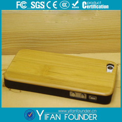 blank wooden case for custom design , laser engraving cell phone case