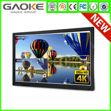 Gaoke LCD Infrared 42,46,55,60,65,70 office multi touch interactive whiteboard tv in business meeting room