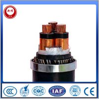 240mm2 Copper conductor pvc insulated low voltage heating cables
