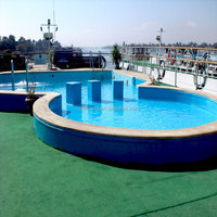 Swimming Pool Rubber Flooring,Rubber Surroundings,Rubber Covering FN-E-15102102