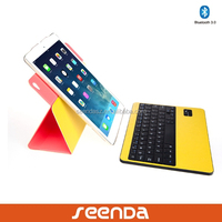 Rotation Bluetooth keyboard case for iPad Air 2/ For ipad air 2 Universal Bluetooth keyboard case