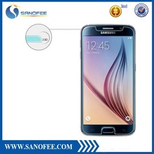 Paypal accept top grade quality tempered glass screen protector for Samsung S6