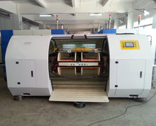double bobbin bunching machine wire twisting machine
