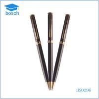 Customized metal Low Price Ballpoint Pen cross metal hotel ball pen
