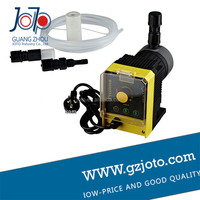 Long Life JLM1202 PVC 28W 220V 50HZ Electromagnetic diaphragm micro dosing pump