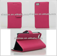 Magnetic Flip Shell Cute Case for BlackBerry Z10