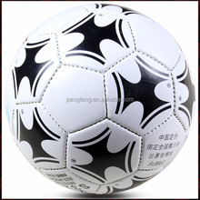 PU Leather Hand Sewn Soccer Balls Professional Size 5