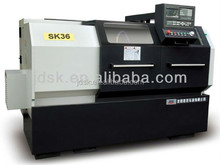 high frequency spindle horizontal CNC cutting and grinding lathe machine for making planetary gear and attachment SK36