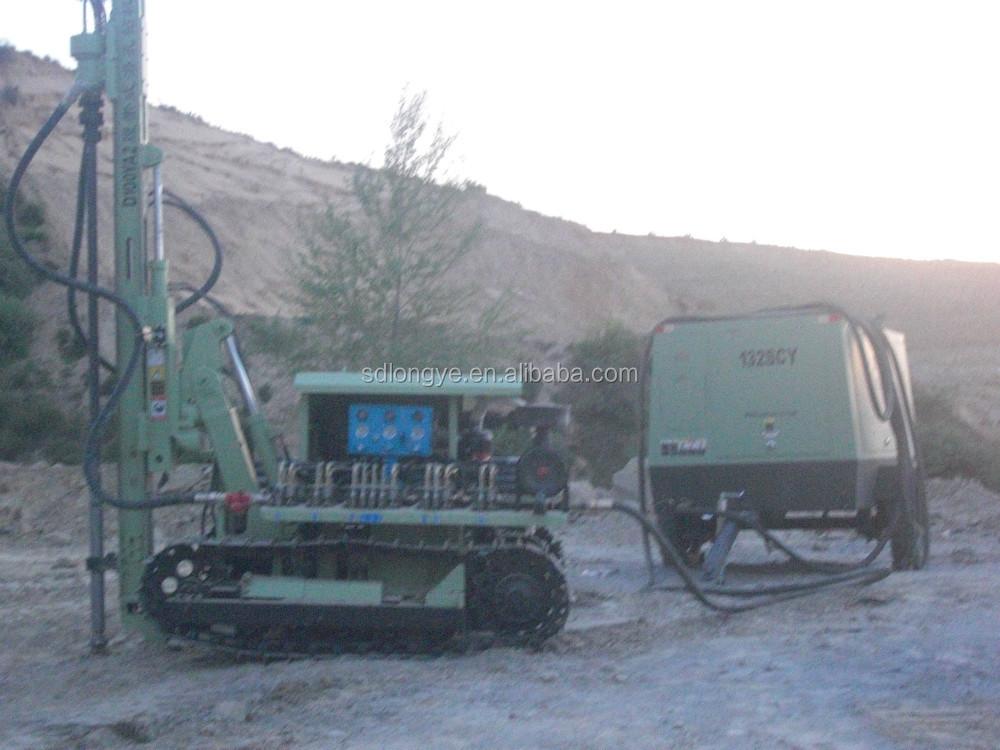 Mining drill and blast training center