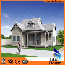 china supplier fashionable prefab homes china new design luxury prefab steel villa
