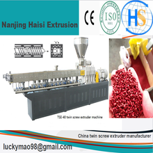 Haisi Concrete Curb Twin Screw Extruder Machine With High Output