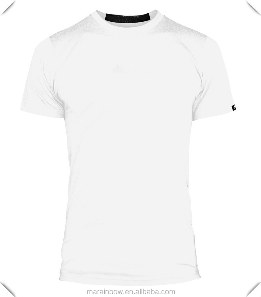 Cotton spandex white plain mens raglan sleeve t shirts for Cotton and elastane t shirts
