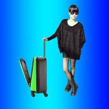 OEM hybrid suitcase maleta bag luggage,it is traveler's liberty moda luggage, Brand luggage Customize China Factory