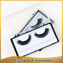 2015 new fashinal hot sale Top quality with factory price la charme qingdao elle wink silk eyelash extension