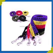 Gift item with gps and reflective color nylon dog collar pet collars
