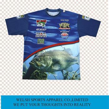 Wholesale dri fit tournament fishing jersey fishing shirts for Dri fit fishing shirts