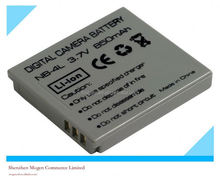 battery for Canon Digital camera battery for Canon NB4L for canon battery in digital battery