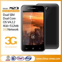 2014 New Brand China Smartphone Cheapest Price 3G Calling Phone WCDMA 850/1900/2100