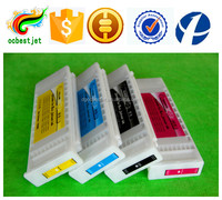 Hot selling compatible ink cartridge supplier ! compatible ink cartridge with dye ink for Epson Surecolor S50600