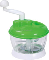 Hot selling hand held Vegetable Processing Machines manual mini food processor swift chopper