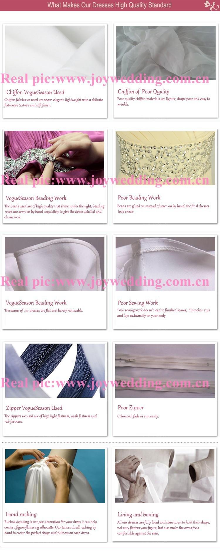 Платье для матери невесты Joywedding 4034