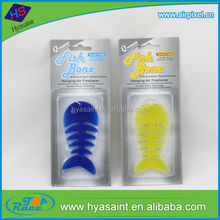 Promotional bulk sale bulk paper car air freshener