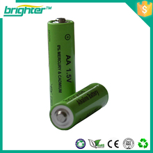rechargeable aa alkaline batteries 1.5 voltage from zhejiang
