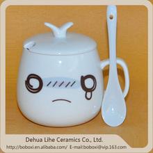 China wholesale custom animal head ceramic mugs