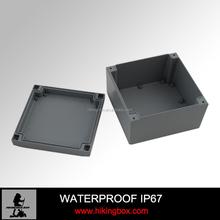 IP67 Aluminum enclosure /junction box with matte surface HAE044