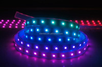programmierbare led-lichtleiste, addressable flexible led strip, LPD8806 led strip for decoration lighting project