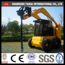 BEST OFFER! Made in China New Cheap JC60G Mini Skid Steer Loader with Auger